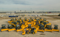 Our Fleet of John Deere Loaders