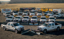 Ford Trucks & Fisher Snowplows