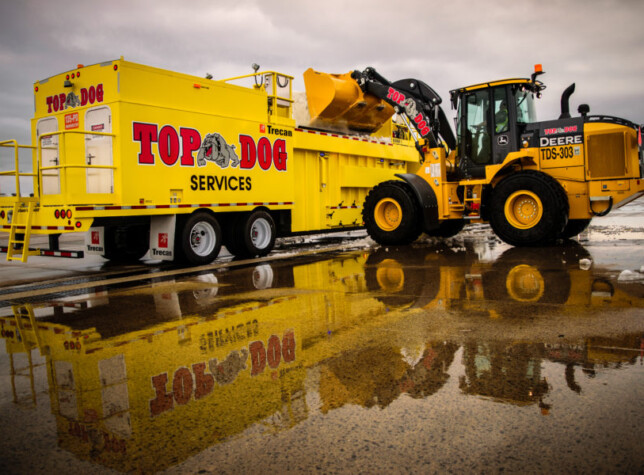 Top Dog Acquires Five New Snowmelters