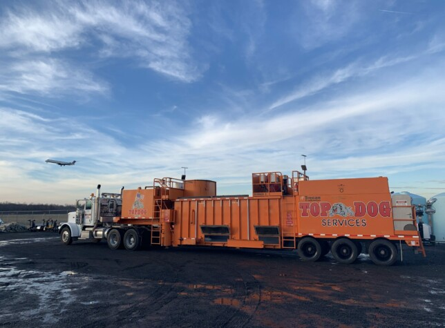 Top Dog Services Acquires Another Snowmelter